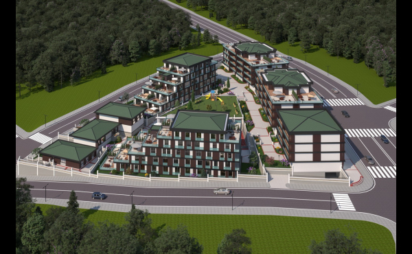 READY KEY APARTMENTS NEAR THE CENTER OF IZMIT 03