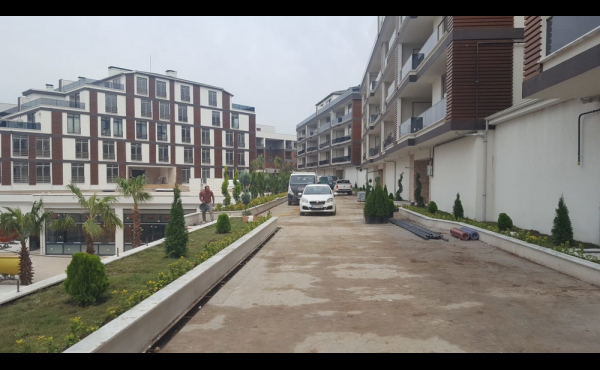 READY KEY APARTMENTS NEAR THE CENTER OF IZMIT 14