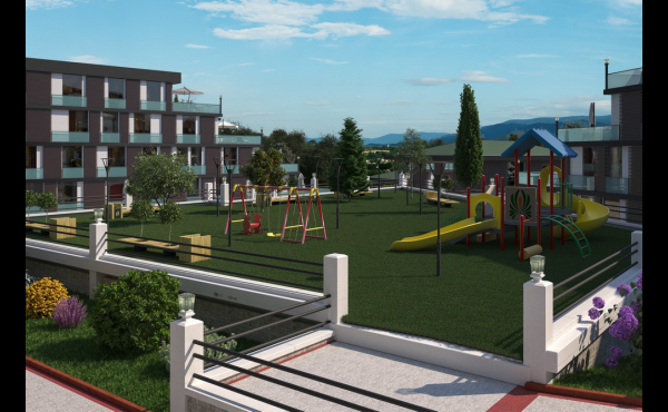 READY KEY APARTMENTS NEAR THE CENTER OF IZMIT 33