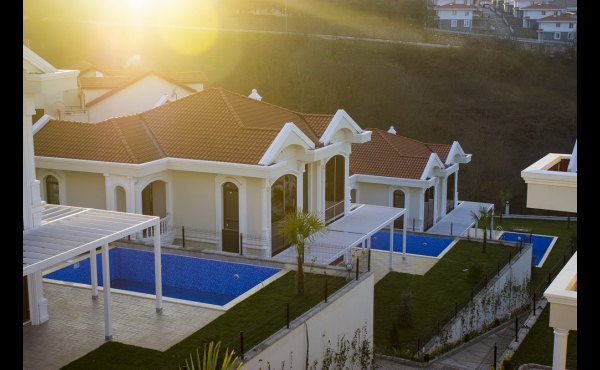 GET MINGLED WITH NATURE IN A MARVELOUS PRIVATE VILLA PROJECT IZMIT 22