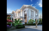 RP182K, GET MINGLED WITH NATURE IN A MARVELOUS PRIVATE VILLA PROJECT